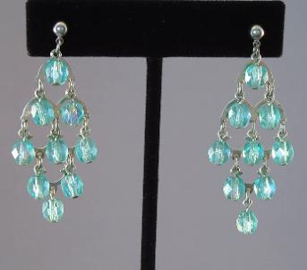 Diamond Cascade Earring Tutorial